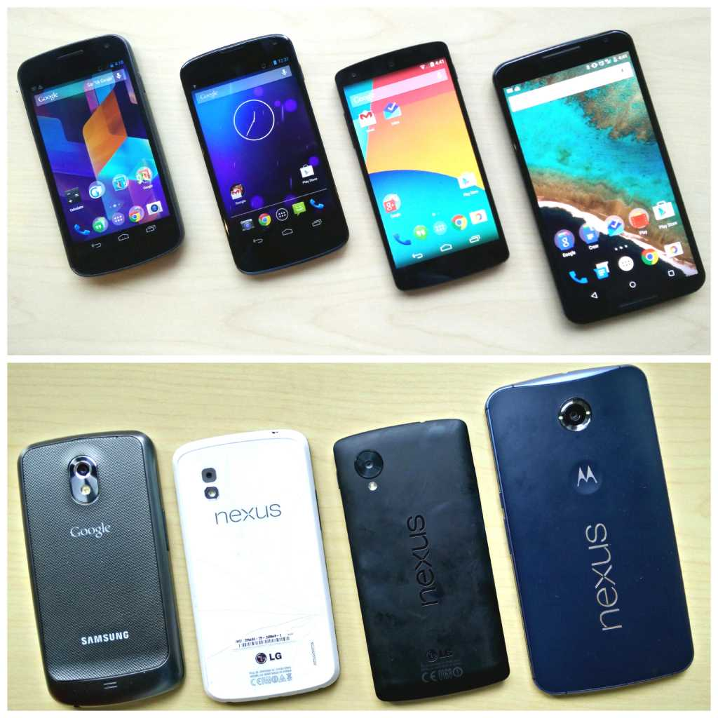Photo of El Nexus 6 aparece por sorpresa con Android O. ¿Recibirá Android O el Nexus 6?