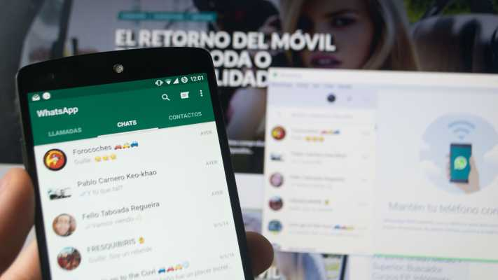 Photo of La última beta de WhatsApp añade soporte para el desbloqueo facial