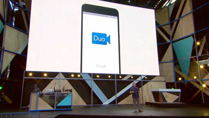 Photo of Duo, el FaceTime de Google