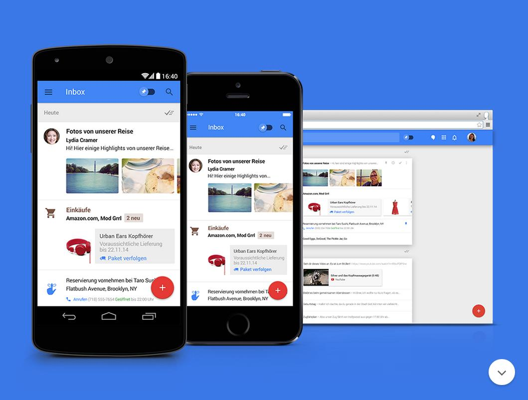 Photo of Esta extensión de Chrome te devolverá el estilo de Google Inbox en Gmail