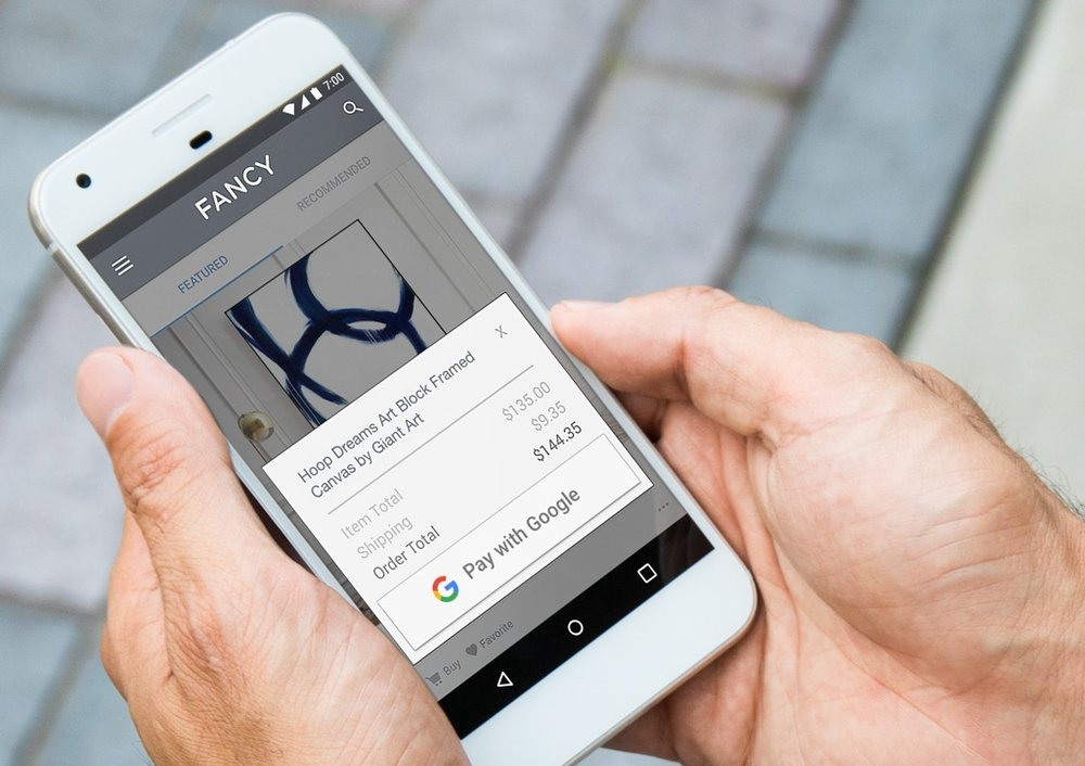 Photo of Paga con Google y agiliza tus compras con «Pay with Google»