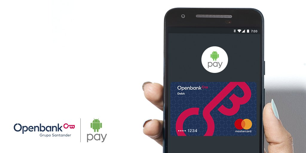 Photo of Android Pay llega a Openbank
