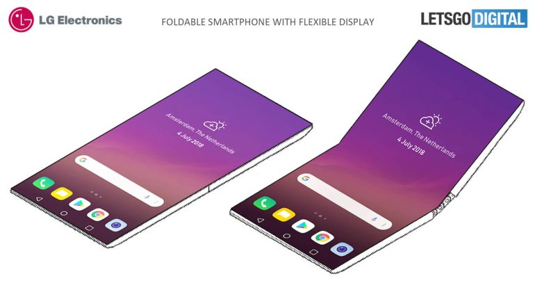 Photo of ¿El futuro de los smartphones será ser plegables?