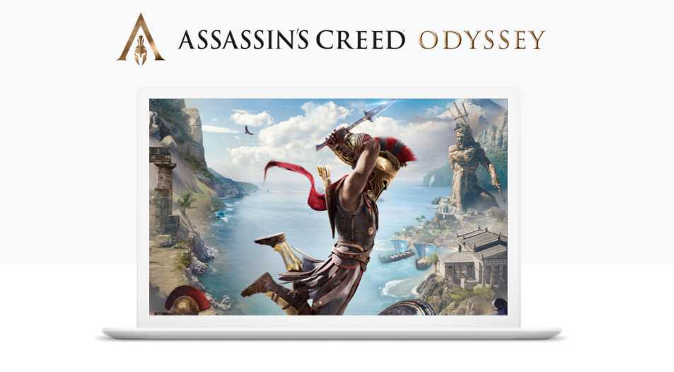 Photo of Google se asocia con Ubisoft para transmitir Assassin's Creed Odyssey®