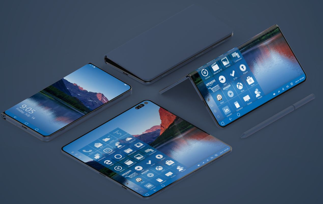 Photo of Android soportará los teléfonos plegables de forma nativa