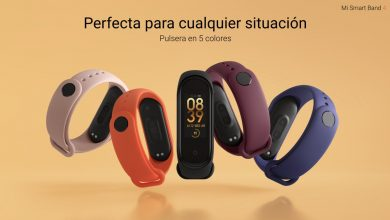 Photo of Precio oficial y disponibilidad de la Xiaomi Mi Band 4 en España